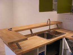 plan de travail sur pied cuisine plan de travail rond ikea cuisine blanc inspirations avec plan de