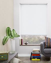 Roll Up Blackout Curtains Custom Roller Shades And Blinds The Shade Store