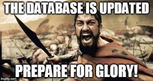 Meme Data Base - sparta leonidas meme imgflip