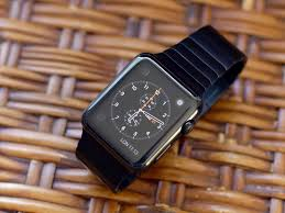 black stainless steel link bracelet images How to get the apple watch link bracelet look for less imore jpg