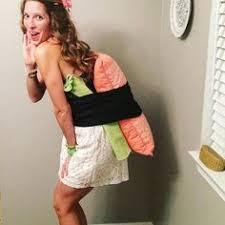Halloween Sushi Costume Diy Carmen Miranda Halloween Costume Idea 1 Diy Halloween