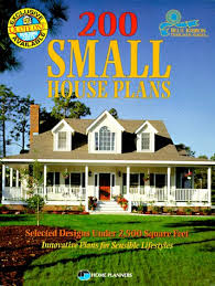 house planners 200 small house plans selected designs 2 500 square