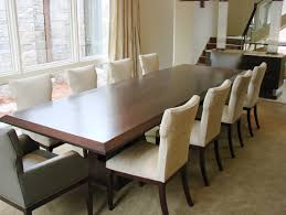 Large Dining Room Table Seats 10 Dining Table Seats 10 Contemporary Tables That Seat Large Room In