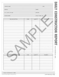 daily site report template sleon daily report template pdf form excel forms free downloads