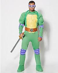 Ninja Turtle Halloween Costume Women Tmnt Costumes Teenage Mutant Ninja Turtles Costumes Spencer U0027s