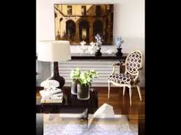 Table Decorations Console Table Decorating Ideas Youtube