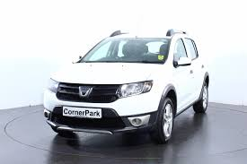 renault sandero stepway 2016 used 2016 dacia sandero stepway ambiance dci for sale in mid