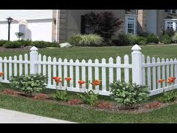 Average Cost Of Landscaping by How Much Is The Average Cost For Vinyl Fence Youtube