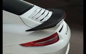 porsche 911 stinger 2015 topcar porsche 991 turbo stinger gtr details rear wing