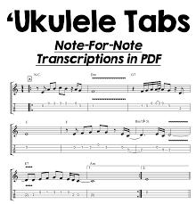 Count On Me Ukulele Tabs Pdf Need Some Tunes For Your Ukulele