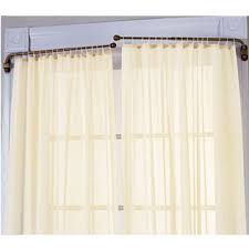 swing arm curtain rod ira design