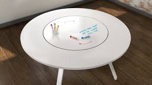 Circle Meeting Table Tonic Tables Watson