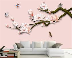 Magnolia Wallpaper by Online Kopen Wholesale Magnolia Behang Uit China Magnolia Behang