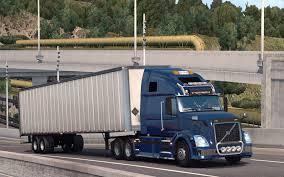 new volvo vnl volvo vnl 670 interior v1 1 for ats american truck simulator
