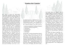 U Form K He Kaufen Brücke Der Kulturen Info Flyer