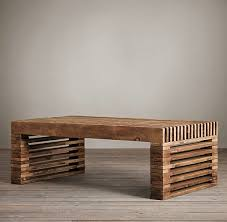 modern timber coffee tables nine red how to modern timber slat coffee table