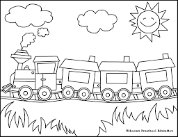1000 images about coloring pages on pinterest trains coloring abc