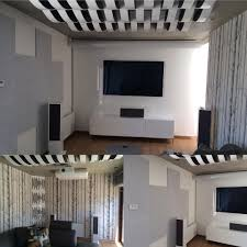 home theater soundproofing vicoustic treated hi fi listening room home theater and hi fi