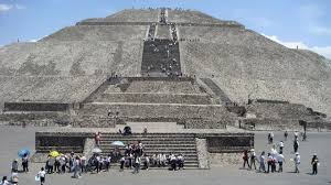 Teotihuacan Mexico Map by Ancient Pyramids In Teotihuacan Mexico Youtube