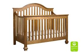 furniture vienna ash gray crib bye bye baby cribs baby cache