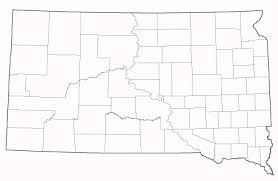 map of south dakota counties census of agriculture 2007 census publications state and