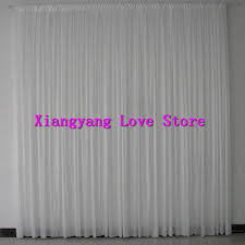 wedding backdrop curtains 3x3 m 2015 white wedding backdrop china event party supplier stage