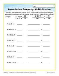 distributive property worksheet 3 addition properties
