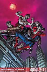 spider man vampires vol 1 1 marvel database fandom powered
