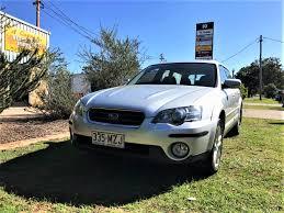 2004 subaru outback wagon sno l81 335mzj