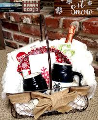 picnic gift basket indoor winter picnic basket thrifty and creative diy gift