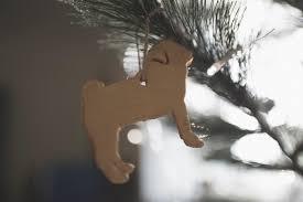 diy pug ornaments the pug diary