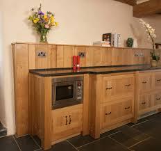 Wood Kitchens Solid Wood Kitchen Built In Appliances Granite Worktop