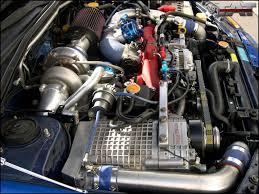 subaru impreza turbo engine sti twin turbo header nasioc
