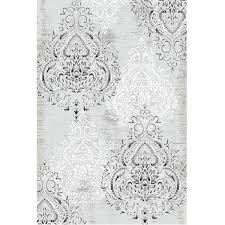 Damask Rugs Damask Rug Area Rug Transitional Rug Rug Sale