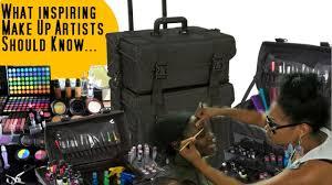 Cheap Makeup Kits For Makeup Artists What U0027s In My Makeup Kit For Professional U0026 Inspring Makeup Artists