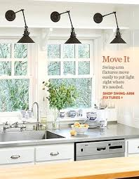 over sink lighting magnificent lights for over kitchen sink kitchen track lighting