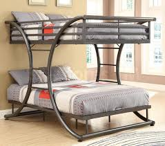 Bunk Bed With Mattress Set The Most And Lovely Bed Size Pertaining To