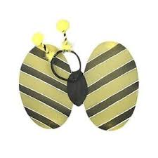 bumble bee wings and headboppers unisex children u0027s fancy