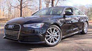 audi a6 review 2017 audi a6 2 0t quattro road test in depth review