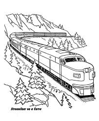 free printable train coloring pages 7438