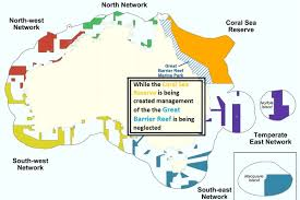 Great Barrier Reef Map Ecological Economist Colin Hunt Latest Research
