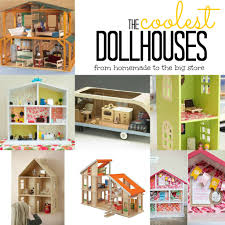 How To Make Dollhouse Furniture From Recycled Materials Cool Dollhouses For Boys And Girls Doll Houses Dolls And Boys