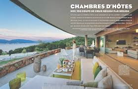 chambres d hotes propriano chambre d hote propriano calaméo figaro mag chambres hôtes 2016