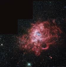 orion nebula hubble space telescope 5k wallpapers giant stellar nursery nasa
