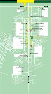 tulum map tulum mexico map with hotel locations