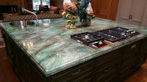 Granite Kitchen Islands Louis Blue Granite Kitchen Island Kitchen Countertops Home