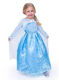 Elsa Halloween Costume Girls 2017 Disney Frozen Halloween Costumes Family