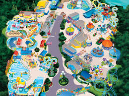 Sea World San Diego Map by Dine With Elmo U0026 Friends Sesame Place