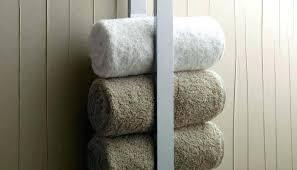 Bathroom Shelves For Towels Towel Rail Wall Shelves Bathroom Lewtonsite