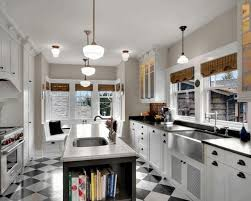 galley kitchen designs with island small galley kitchen with island light wooden dining table